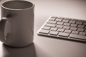 coffee-and-keyboard